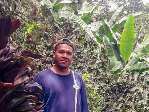 photo of Darwin José