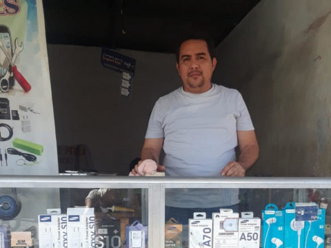 photo of Carlos Andres