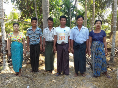 photo of Sar Hpyu Su (A) Village Group