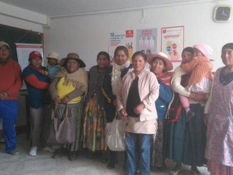 photo of Las Luminosas Group