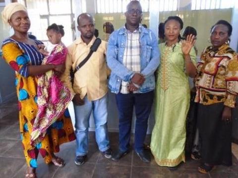 photo of Nyiragongo Group