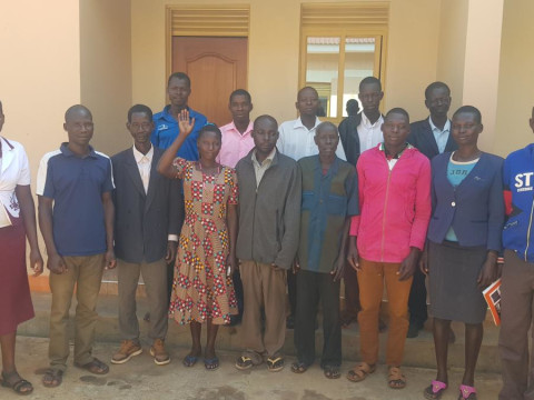 photo of Ogoro Mwole Farmers Group A