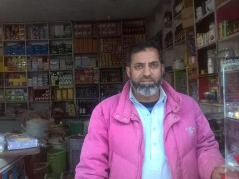 photo of Rasheed