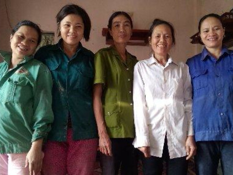 photo of Nhóm 06 Thôn Cao Nhuân Vạn Thiện Group