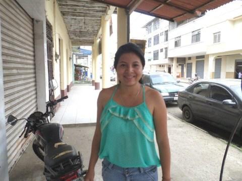 photo of Dalia Carolina