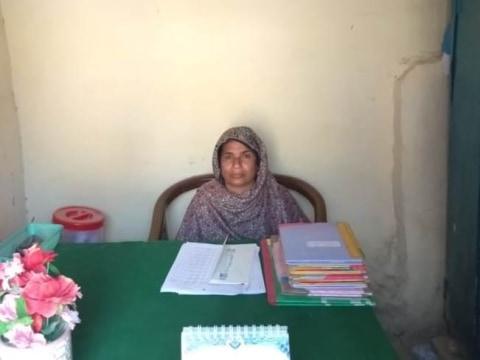 photo of Fehmida