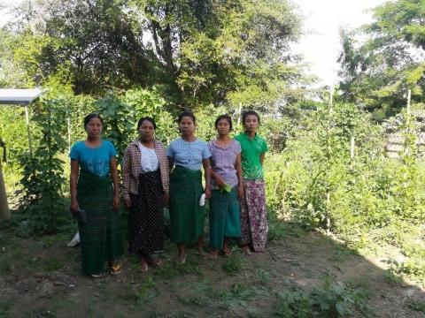photo of Gwet Gyi(3)B Village Group