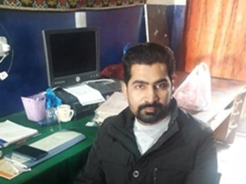 photo of Abid