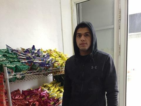 photo of Ali