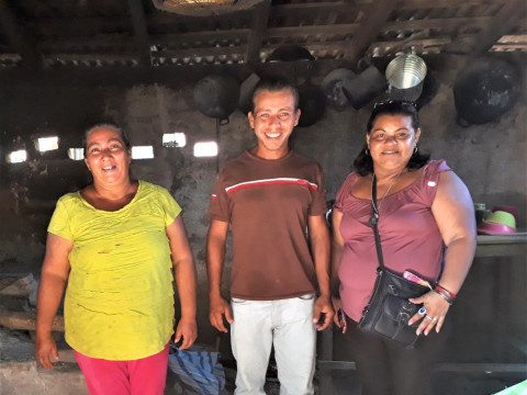 photo of Divino Niño Limay Group