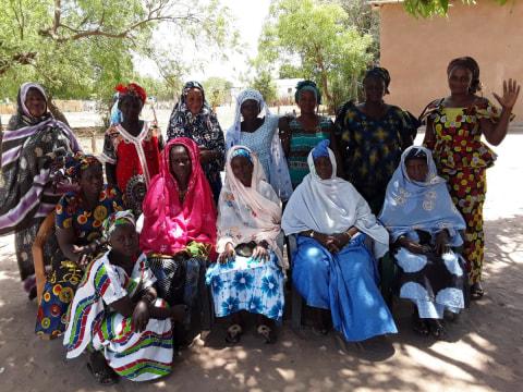 photo of Sinthiou Senoba Group