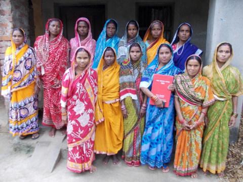 photo of Ann Baba Sairam Self Help Group
