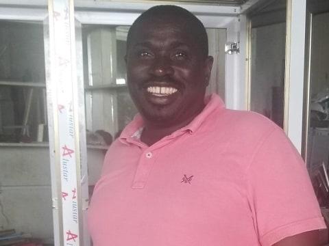 photo of Patrick