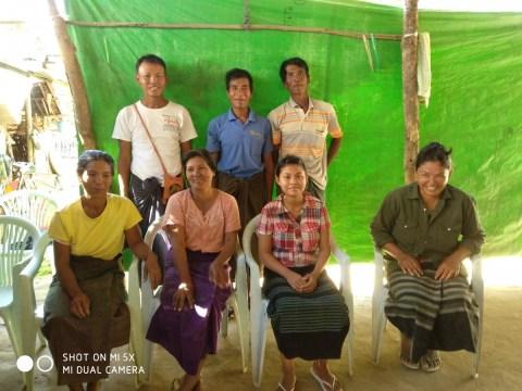 photo of Ga Wun Lay Taing(1)A(Gl) Village Group