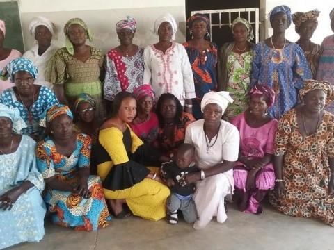photo of Géneviève's Group