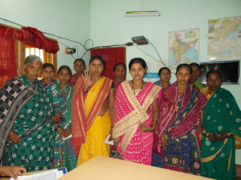 photo of Maa Thakurani Shg Group