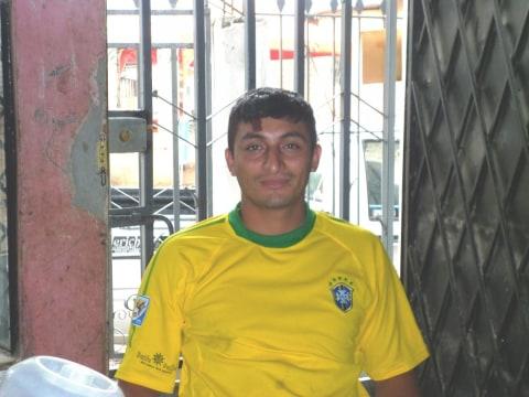photo of Carlos Vicente