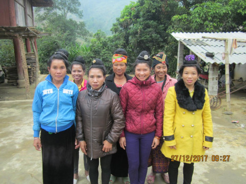 photo of He Muong 58 Group