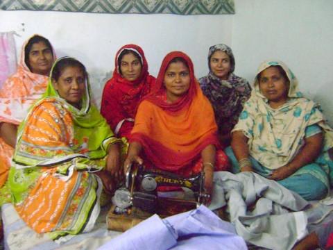 photo of Bushra Naz Sajjad Hussain Group