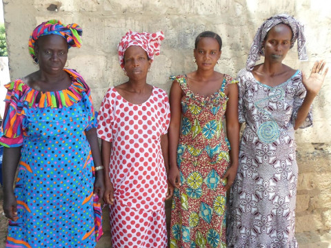 photo of Mame Diarra's Group