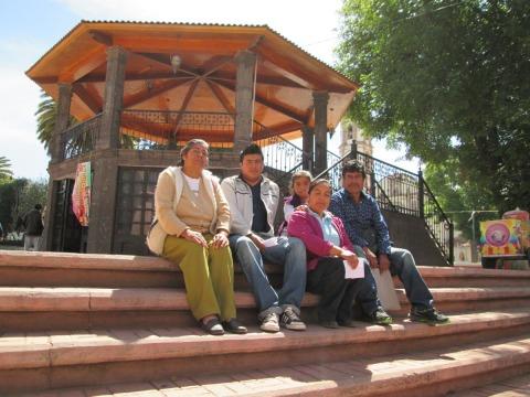 photo of Emiliano Zapata Group
