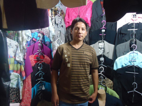 photo of Gustavo Ariel
