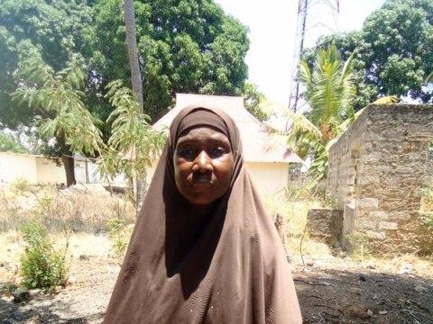 photo of Amina