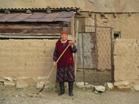 photo of Mairamkan