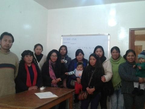 photo of Ollita De Barro Group