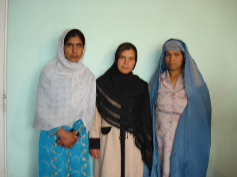 photo of Sharifa Seta Group