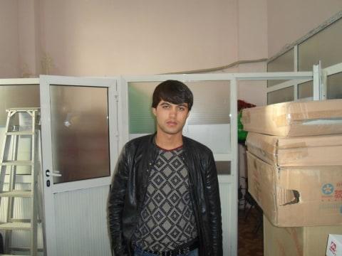 photo of Sohibjon