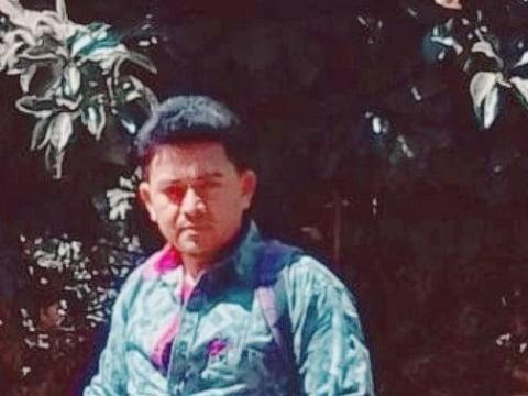 photo of Efraín Antonio