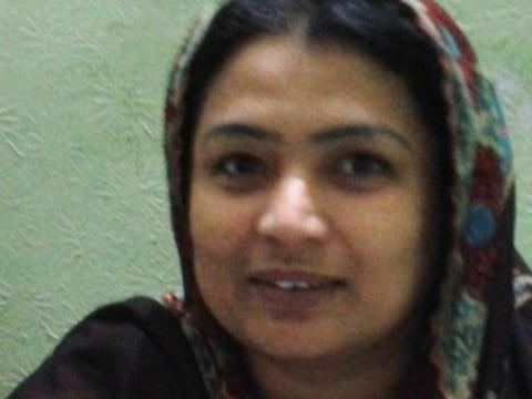 photo of Syeeda Nuzhat
