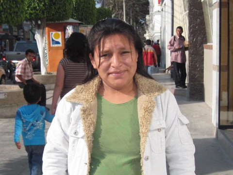 photo of María Isidora