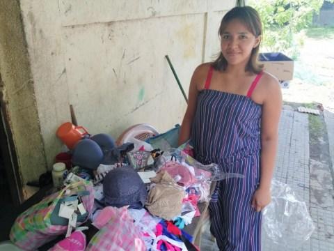 photo of Damaris Elizabeth
