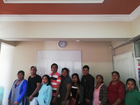 photo of Fuerza Y Valentía Group