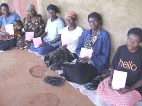 photo of Shifubi Grace Namasule Group