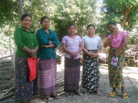 photo of Pku-Ywar Thar Aye 1 (A) Village Group