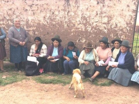 photo of Virgen Del Carmen De Yuncaypata Group