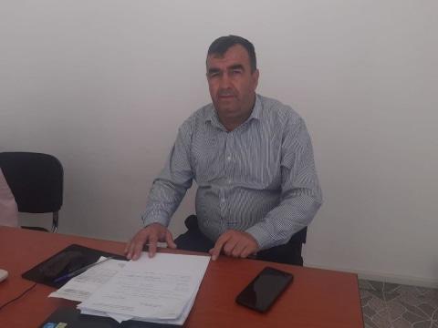 photo of Saidbek