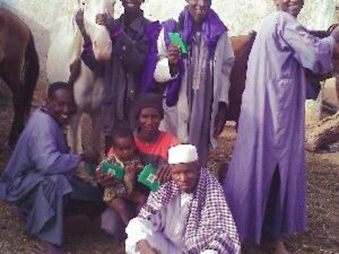 photo of Boubakar's Group