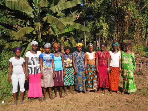 photo of F.a.'s Female Farmers Group