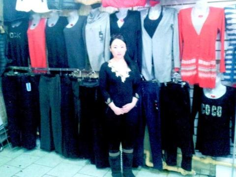 photo of Monhchimeg