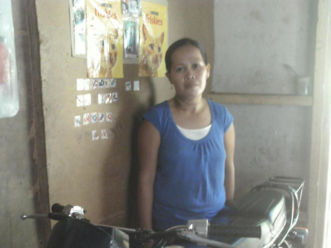 photo of Evelyn