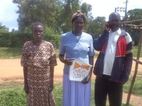 photo of Bidii Women Group