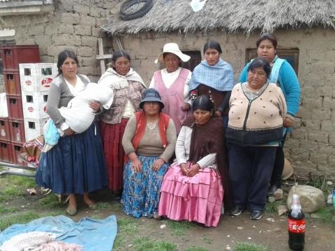 photo of Chojña Pampita Group