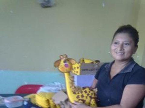photo of Clara Rocio