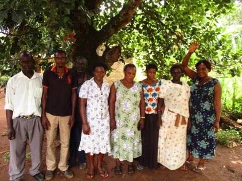 photo of Tukole Kakindo Village Bank Group