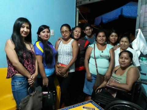 photo of Los Amigos De Timpia Group