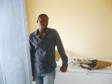 photo of Ibrahim Abilou